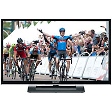 Buy Sharp LC39LE351K-BK LED HD 1080p Smart TV, 39 Inch with Freeview HD Online at johnlewis.com