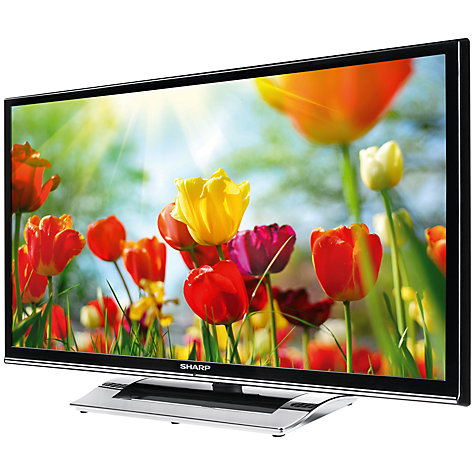 "Buy Sharp LC32LE351K LED HD 1080p Smart TV, 32"" with Freeview HD Online at johnlewis.com"