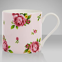 Buy Royal Albert Country Rose White Mug Online at johnlewis.com