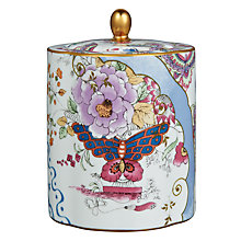 Buy Wedgwood Butterfly Bloom Tea Caddy Online at johnlewis.com