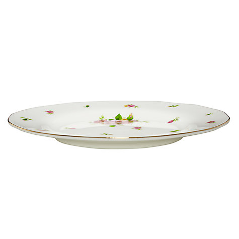 Buy Royal Albert Country Rose Dessert Plate, Dia.21cm Online at johnlewis.com