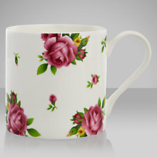 Buy Royal Albert Country Rose Mug Online at johnlewis.com