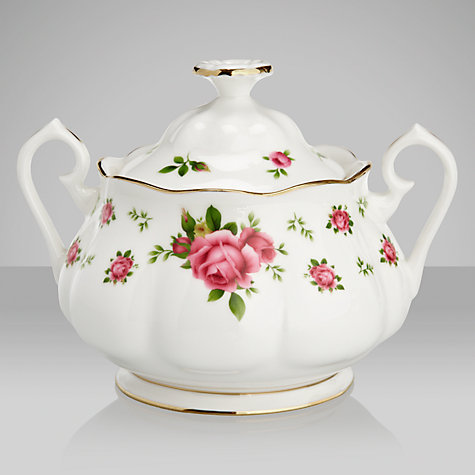 Buy Royal Albert Country Rose Sugar Bowl Online at johnlewis.com