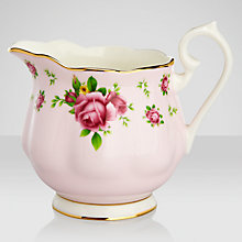 Buy Royal Albert Country Rose Creamer Online at johnlewis.com