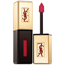 Buy Yves Saint Laurent Rouge Pur Couture Vernis À Lèvres Online at johnlewis.com