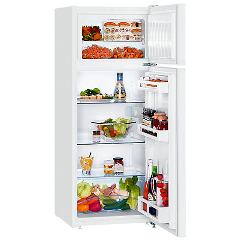 Buy Liebherr CTP2521 Fridge Freezer, A++ Energy Rating, 55cm Wide, White Online at johnlewis.com