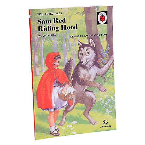 Buy Red Riding Hood Personalised Book Online at johnlewis.com
