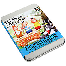 Buy The Three Little Pigs Personalised Book Online at johnlewis.com