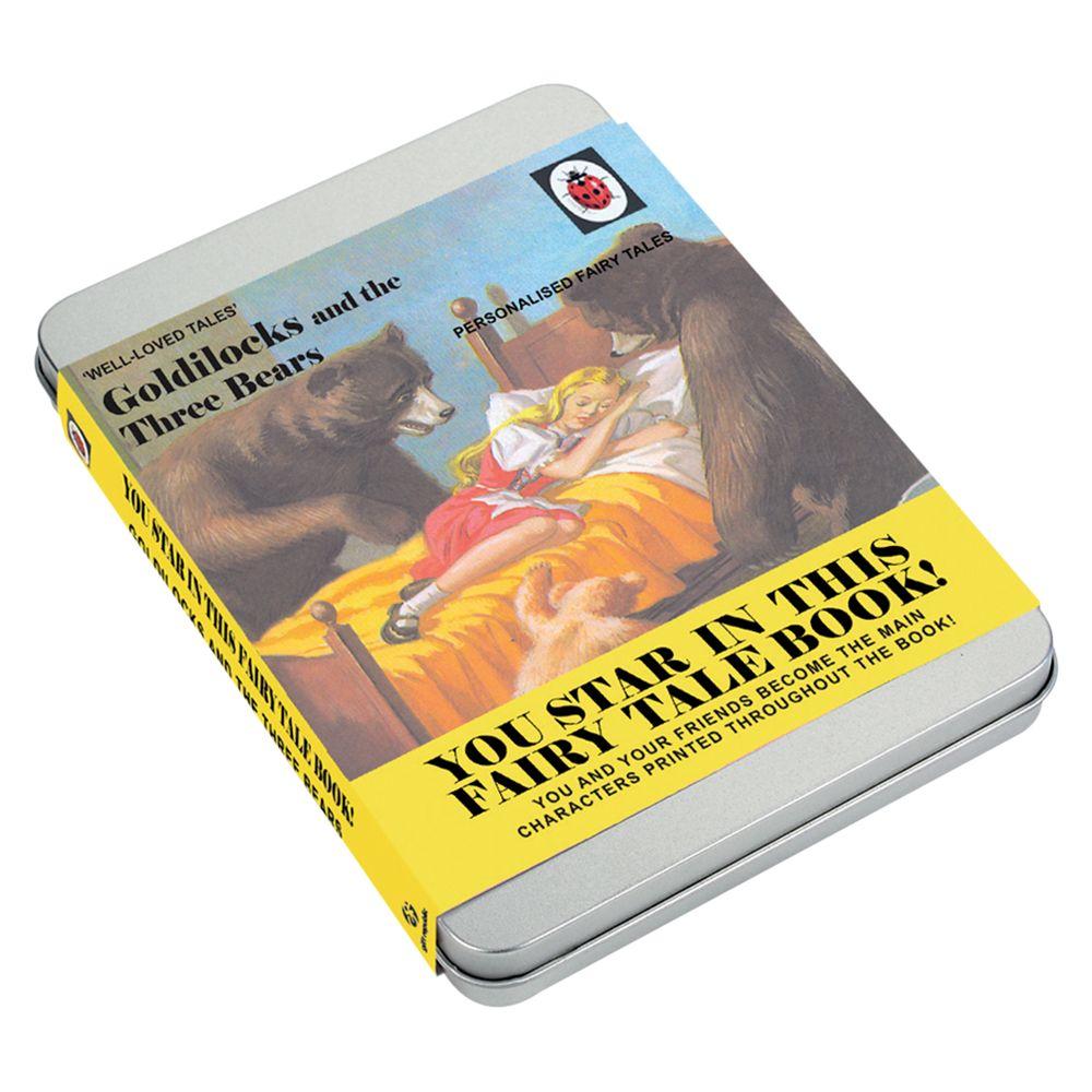 Gift Republic Goldilocks Personalised Book