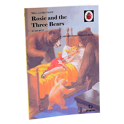 Buy Goldilocks Personalised Book Online at johnlewis.com