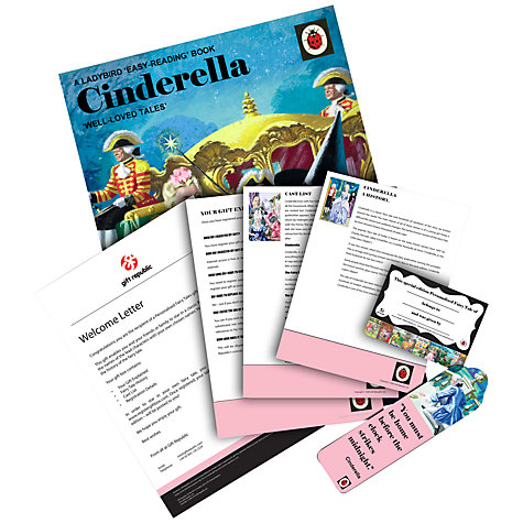 Buy Cinderella Personalised Book Online at johnlewis.com