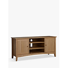 "Buy John Lewis Alba Stand for TVs up to 40"" Online at johnlewis.com"