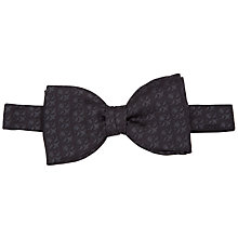 Buy Denison Boston Large Floral Ready Tied Bow Tie Online at johnlewis.com