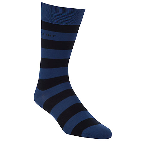 Buy Gant Barstripe Socks Online at johnlewis.com