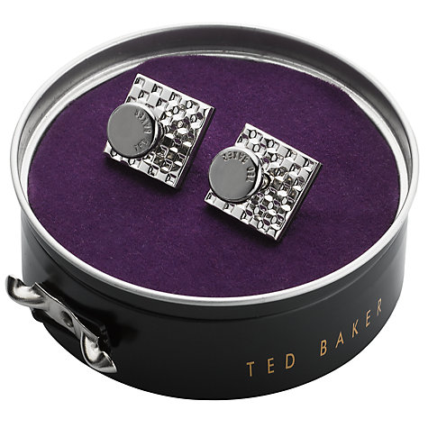 Buy Ted Baker Nutcuf Screw Cufflinks Online at johnlewis.com