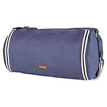 Buy Ben Sherman Barrell Bag, Navy Online at johnlewis.com