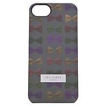 Buy Ted Baker Bow Ties Case for iPhone 5, Multi Online at johnlewis.com