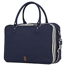 Buy Ben Sherman Overnight Bag, Navy Online at johnlewis.com