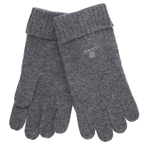 Buy Gant Lambswool Gloves Online at johnlewis.com