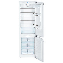 Buy Liebherr ICN3356 Integrated Fridge Freezer, A++ Energy Rating, 56cm Wide, White Online at johnlewis.com