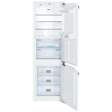 Buy Liebherr ICBN3314 Integrated Fridge Freezer, A++ Energy Rating, 60cm Wide, White Online at johnlewis.com