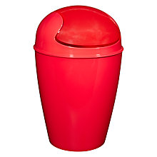 Buy Koziol Del Swing Top Bin, 5L Online at johnlewis.com