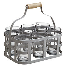 Buy Garden Trading Glass Carrier Online at johnlewis.com