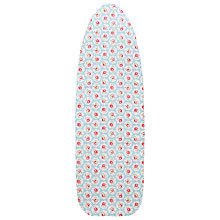 Buy Cath Kidston Ironing Board Cover, Provence Rose, L135 x W51cm Online at johnlewis.com