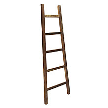 Buy Nkuku Distressed Wood Ladder Online at johnlewis.com