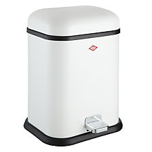 Buy Wesco Single Boy Pedal Bin, 13L Online at johnlewis.com