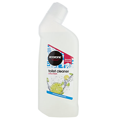Buy Ecozone Toilet Cleaner Online at johnlewis.com