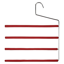 Buy House by John Lewis Foam Trouser Hanger Online at johnlewis.com