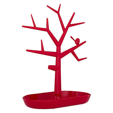 Buy Koziol PiP Trinket Tree, Red Online at johnlewis.com