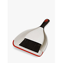 Buy OXO Dustpan and Brush Set Online at johnlewis.com