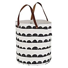 Buy ferm LIVING Half Moon Basket Online at johnlewis.com