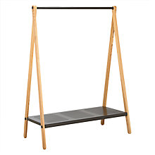 Buy normann COPENHAGEN Toj Clothes Rail Online at johnlewis.com