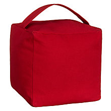 Buy House by John Lewis Canvas Doorstop Online at johnlewis.com
