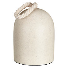 Buy John Lewis Stone Effect Doorstop Online at johnlewis.com