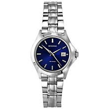 Buy Sekonda 4953.27 Women's Stainless Steel Watch, Blue / Silver Online at johnlewis.com
