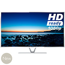Buy Panasonic Viera TX-L42FT60B LED HD 1080p 3D Smart TV, 42 Inch, Freeview HD with Voice Control and 2x 3D Glasses Online at johnlewis.com