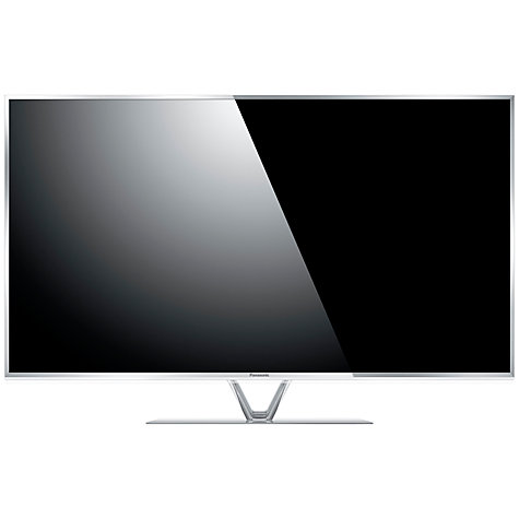 "Buy Panasonic Viera TX-L42FT60B LED HD 1080p 3D Smart TV, 42"", Freeview and Freesat HD with Voice Control and 2x 3D Glasses Online at johnlewis.com"