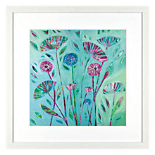 Buy Shyama Ruffell - In The Breeze Framed Print, 44 x 44cm Online at johnlewis.com