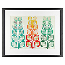 Buy Inaluxe - A Forest Three Framed Print, 54.5 x 44cm Online at johnlewis.com