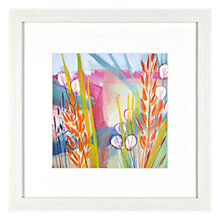 Buy Shyama Ruffell - Honesty Framed Print, 31 x 31cm Online at johnlewis.com