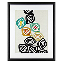 Buy Inaluxe - Colour Fall Framed Print, 54.5 x 45cm Online at johnlewis.com