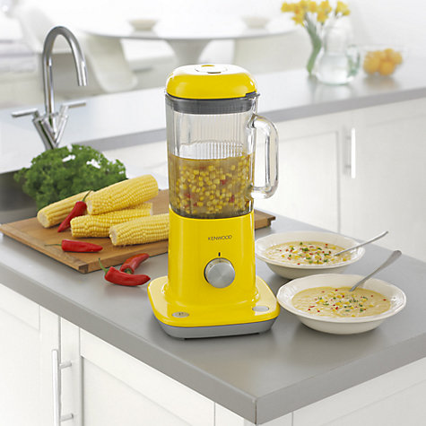 Buy Kenwood kMix BLX680 Blender, Yellow Online at johnlewis.com
