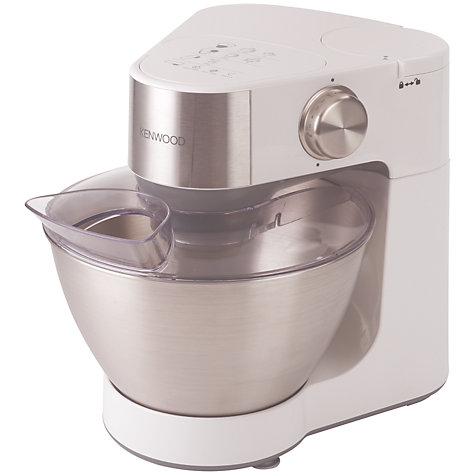 Buy Kenwood KM281 Prospero Stand Mixer, White Online at johnlewis.com