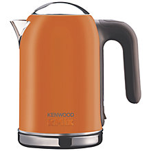 Buy Kenwood kMix Kettle and 4-Slice Toaster, Marmalade Online at johnlewis.com