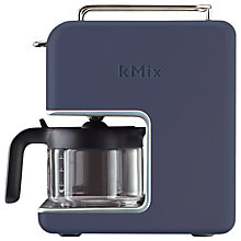 Buy Kenwood kMix CM0650 Filter Coffee Maker Online at johnlewis.com