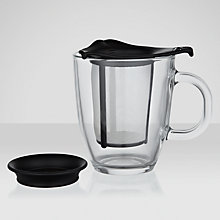 Buy Bodum Yo-Yo Tea Strainers and Mug Set Online at johnlewis.com
